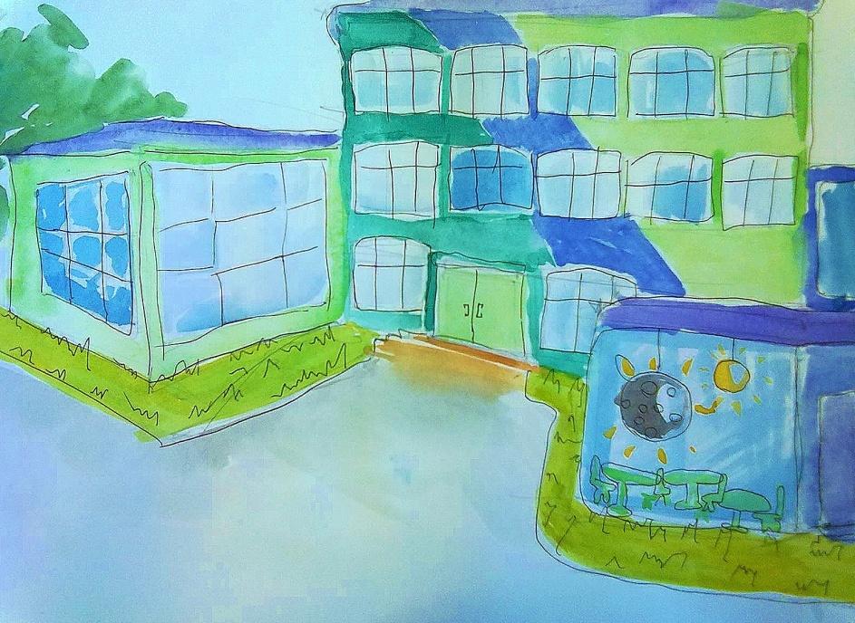 Картинки на тему моя школа будущего