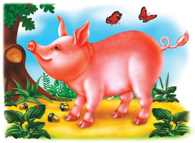 Картинки для 2 летних детей животные