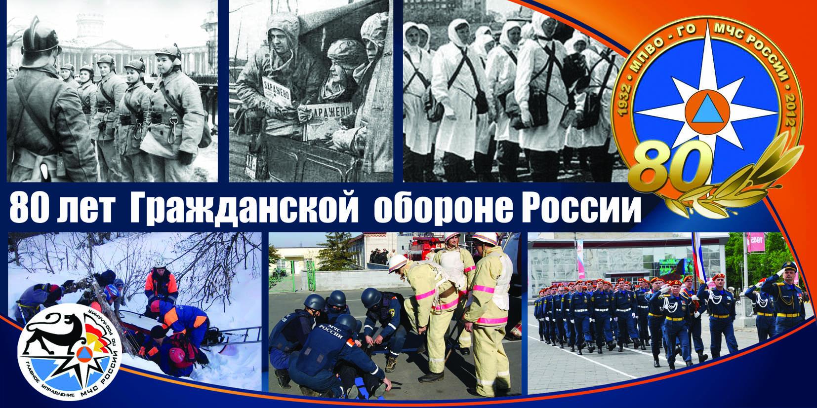 Днем открытия, открытка ко дню гражданской обороны