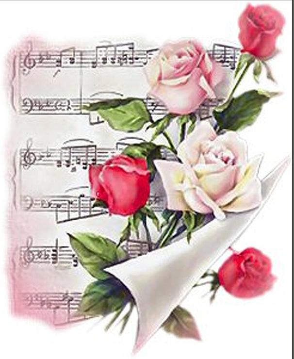 распечатать открытку учителю музыки